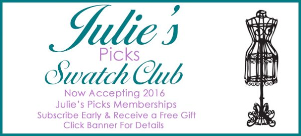 Julies Picks