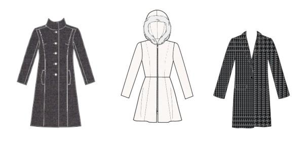 Fall 2018 coats