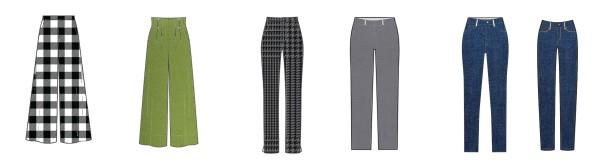 Fall 2018 pants
